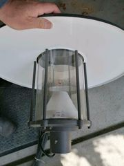 Lampe Laterne Strassenbeleuchtung groß Durchmesser