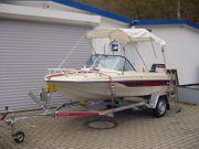 Motorboot Vieser Bora - Gebraucht