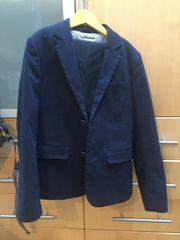 Kinder-Jacket in dunklblau von Tom