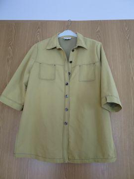 Damenbekleidung - maisgelbe Bluse