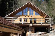 Vermietung des Schwarzwald Blockhauses
