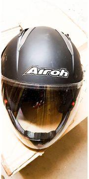 Motorradhelm Sturzhelm AIROH J105 Größe