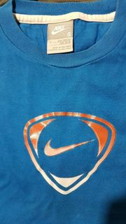 T-Shirt Nike blau 152