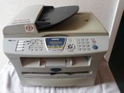 Brother Multifunktionsgerät MFC 7420 - faxen