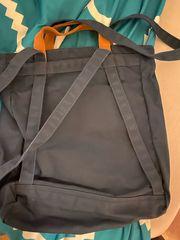 Rucksack und Tasche
