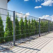 Doppelstabmatten Zaun Herbstangebot