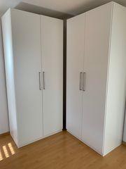 Kleiderschrank Pax 2 36hoch
