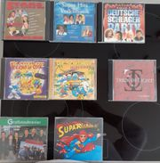 Verschiedene CD s