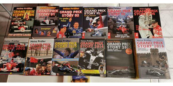 Heinz Prüller Grand Prix Story