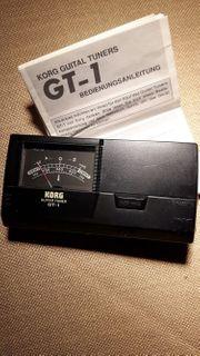Guitar Tuner GT-1 von Korg