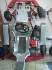 Renn GoKart Motor Comer K-60