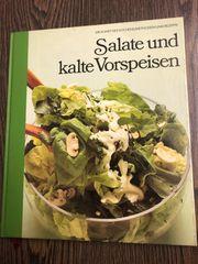 Kochbuch Salate und Vorspeisen