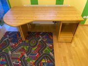 Schreibtisch in Kiefer