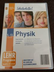 Schülerhilfe Physik 5 -13 Klasse -