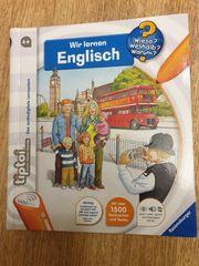 tiptoi Wir lernen Englisch -wie