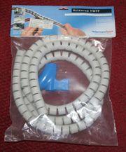 Kabelbündel Set HWPP - 2m Spiralschlauch