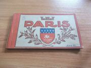 FOTO POSTKARTEN PARIS 1940
