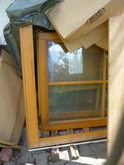 Holz Balkontür B ca 206