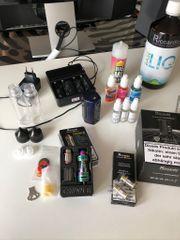 Vaper E-Zigarette Dampfer Riccardo Wismec