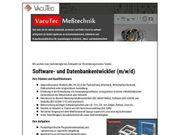 Software- und Datenbankentwickler m w