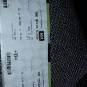 2 Karten Eintrittskarten Konzert THE