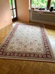 Teppich klassisch gewebt 100 Schurwolle