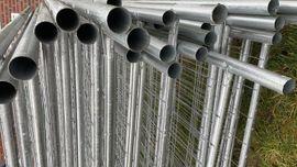 Bauzaun Neu 72 m Zaun: Kleinanzeigen aus Vechelde - Rubrik Sonstiges Material für den Hausbau