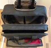 Pilotenkoffer Businesskoffer Koffer mit Rollen