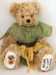 Teddybär Vincent van Gogh - Sonnenblumen
