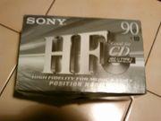 SONY Compact Cassetten 10 St