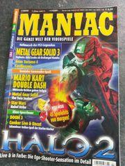 Maniac Heft 7 2003