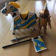 Playmobil 3024 - Goldener Ritter gebraucht