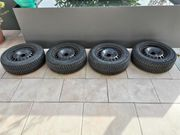 Winterreifen Michelin Alpin A4 - 195