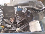 Yamaha XJ 550 Teilekonvolut Restekiste