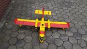 RC Flugzeug Canadair 2 Motoren