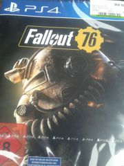 Fallout 76 PS4 Game PS4