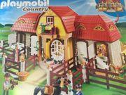 Playmobile Contry Reiterhof 5221