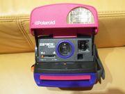 Sammlerstück Polaroid 600