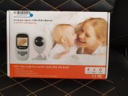 Babyphone 1080P 2 4-Zoll-Farb-LCD
