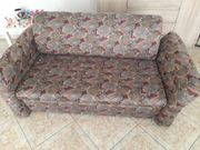 sofa Schlafsofa 2 Sitzer mit