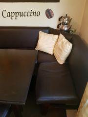 Sitzgarnitur Eckbank Küche Tisch 2