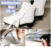 Schlittschuhe GR 41 neu