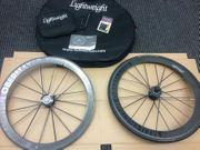 Carbon Laufradsatz Lightweight Meilenstein Obermayer