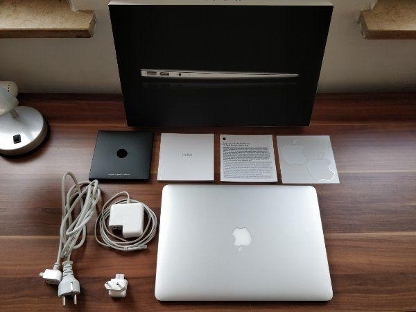 Macbook Air 13 Zoll Mitte