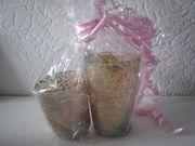NEU in Geschenkpackung 2 Teelichthalter