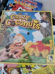 Crazy Coconut Spiel