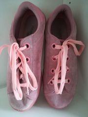 Skechers Sneaker rosa Gr 39