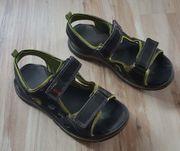 Jungen Schuhe Sandalen Gr 32