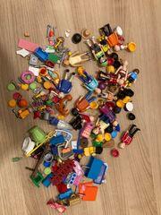 Playmobil Figuren und Zubehör gemischt