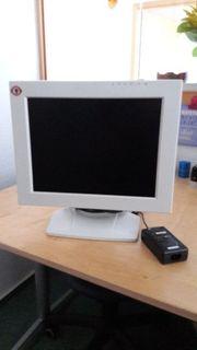 Monitor Bild 23x30 cm